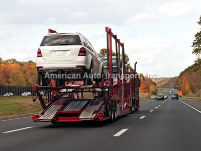 Car moving